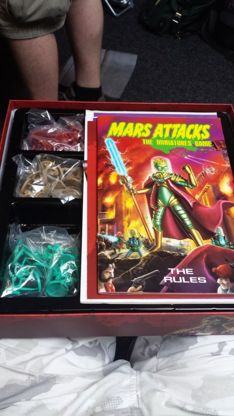 Mars Attack Boxed Set Test 2